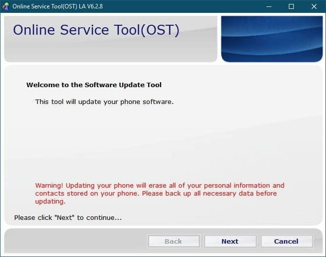 دانلود (Nokia Online Service Tool (OST