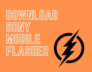 دانلود Sony Mobile Flasher