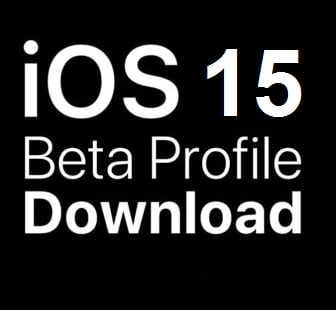 دانلود iOS 15 Beta Profile